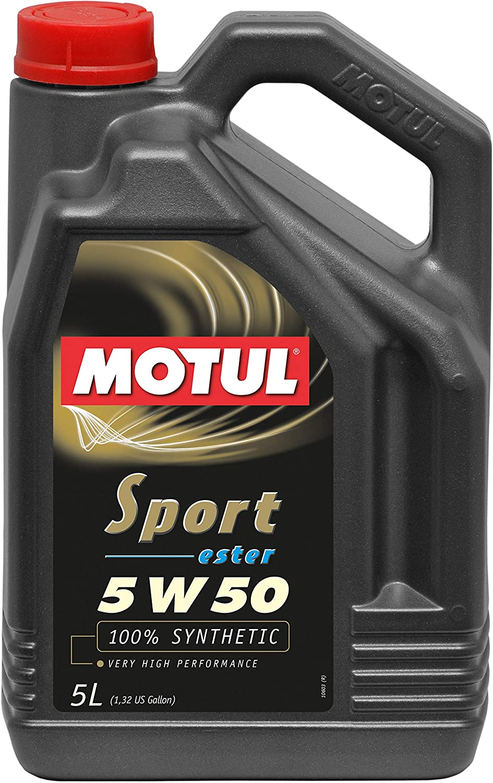 زيت محرك موتول 5W-50 سبورت 5 لتر