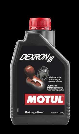 ATF Dexron 3 III Motul