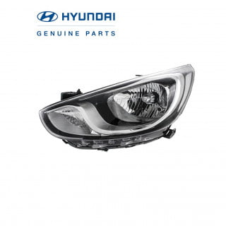 Head Light For Huyndai Accent Rp 2012 Depo Left Side